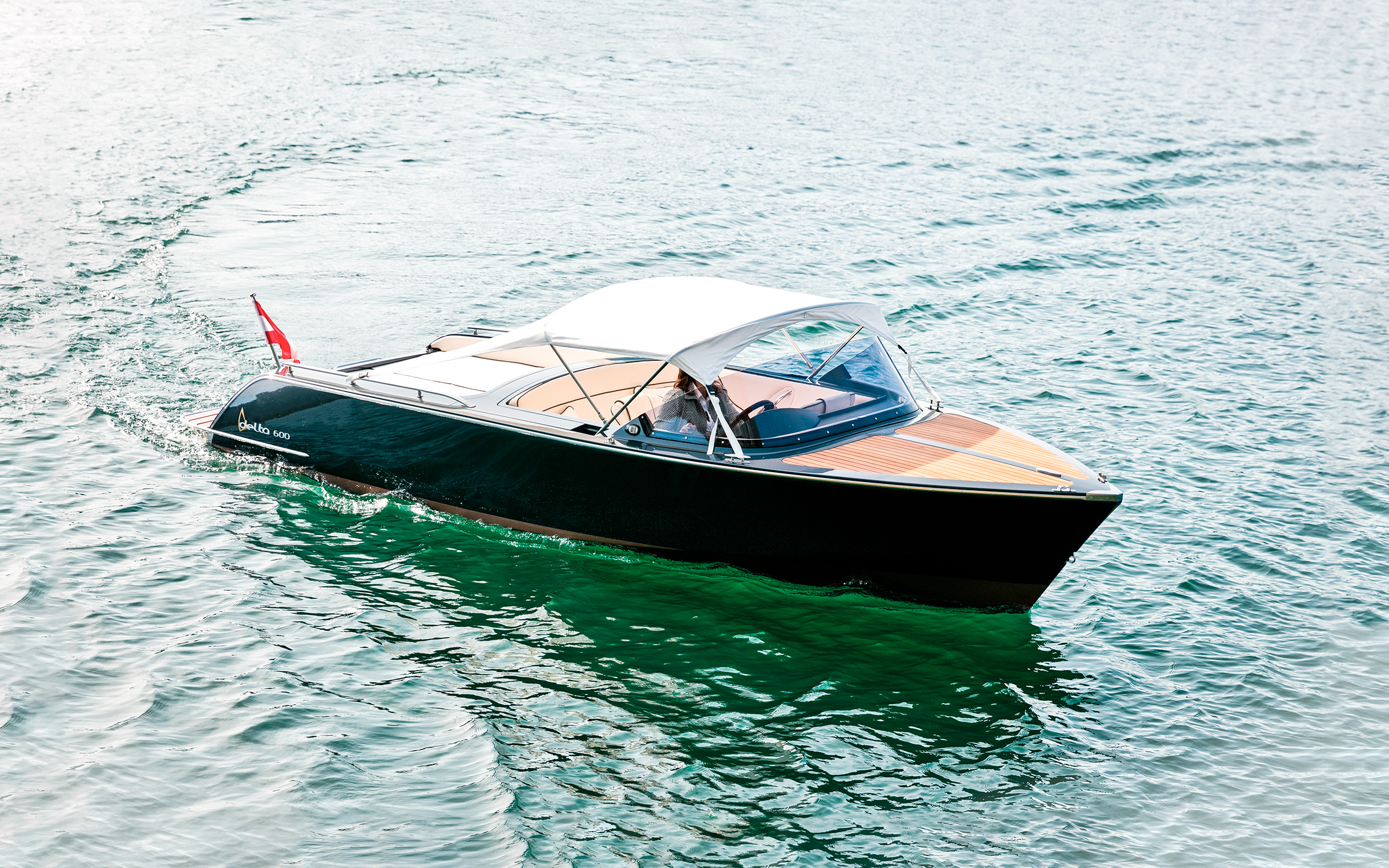 elektroboot delta 600 marian boote. Black Bedroom Furniture Sets. Home Design Ideas