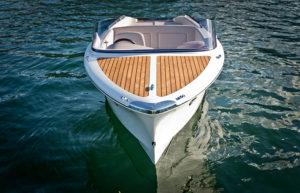 Elektroboot von Marian Boote